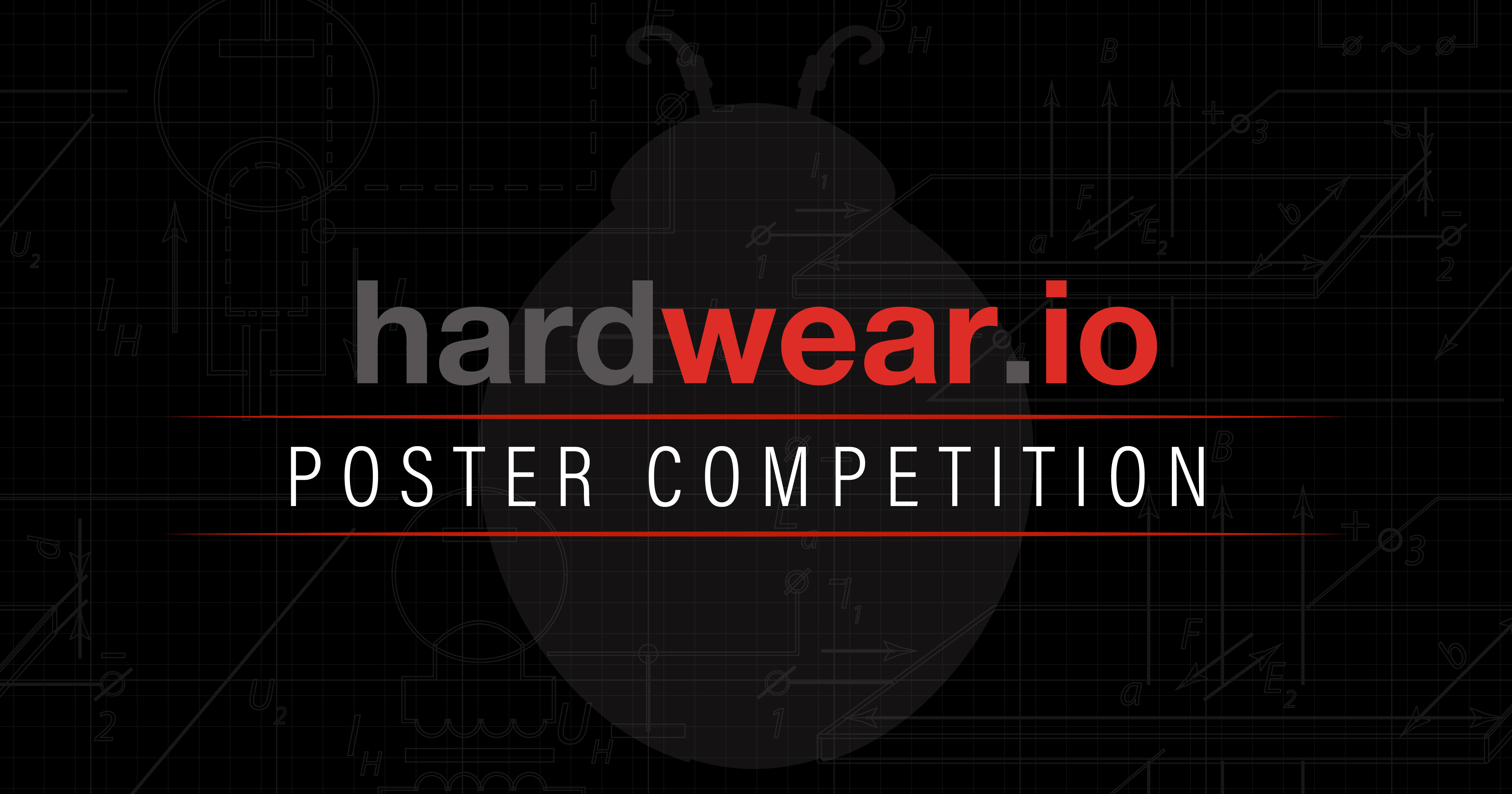 poster competition | hardwear.io netherlands 2020