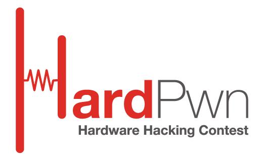 Hardware CTF | hardpwn - Hardware Hacking Contest | hardwear io